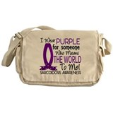 Means World To Me 1 Sarcoidosis Shirts Messenger B