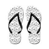 Bichon Frise Lover Flip Flops