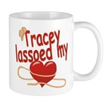 Tracey Lassoed My Heart Mug