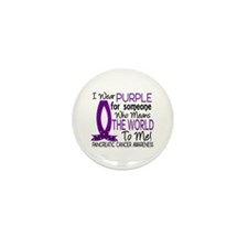 Means World To Me 1 Pancreatic Cancer Shirts Mini