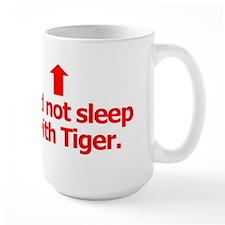 No Tiger Mug