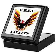 Free Bird Keepsake Box