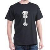 Skull Ukulele T-Shirt