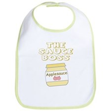 The Sauce Boss Bib