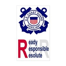 Coast Guard Auxiliary<BR> Decal