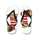 Cairn Terrier Lover Flip Flops