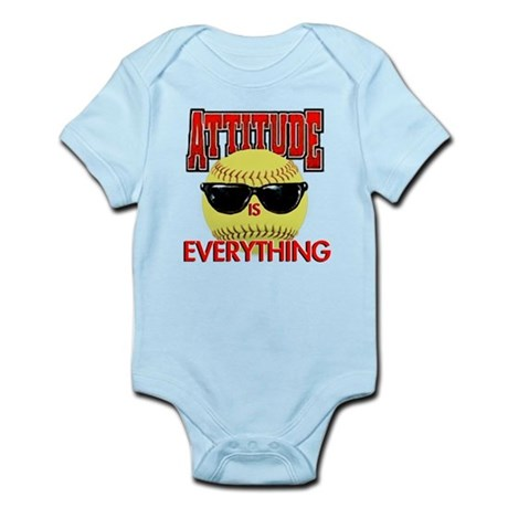 Attitude is Everything Infant Bodysuit