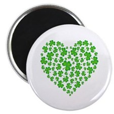 "My Irish Heart 2.25"" Magnet (100 pack)"