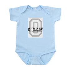 Letter O: Oran Infant Creeper