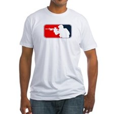 Major League Soldier Fitted Tee
