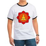 Sitting Lotus Ringer T
