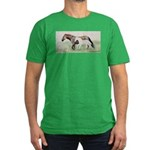 Future Shadow Men's Fitted T-Shirt (dark)