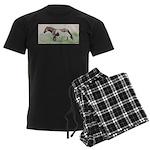 Future Shadow Men's Dark Pajamas