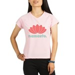 Namaste Lotus Performance Dry T-Shirt