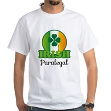 Irish Paralegal Shirt