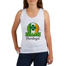 Irish Stylist Women's Tank Top