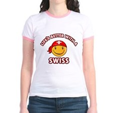 Cute Swiss design T