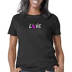 J'aime Jean Long Sleeve Dark T-Shirt