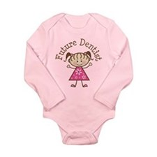 Future Dentist Girl Baby Outfits