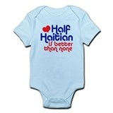 Half Haitian Onesie
