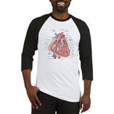 Cute Anatomy Baseball Jersey