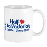 Half El Salvadorian Mug