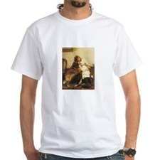 Girl and Collie Shirt