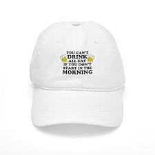 Drink Baseball Cap