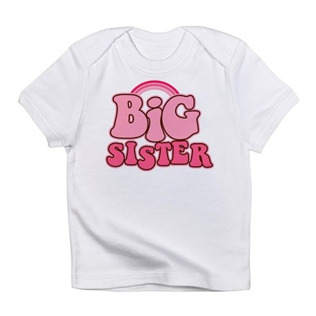 Retro Big Sis Infant T-Shirt