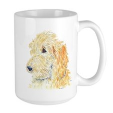 Cream Labradoodle 1 Coffee Mug