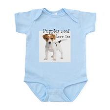 Unique Puppy Infant Bodysuit