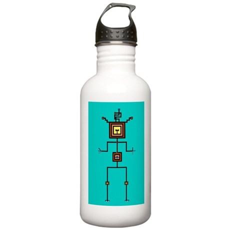 Wired Stainless Water Bottle 1.0L