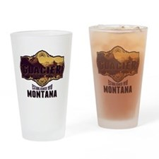 Glacier Vibrant Drinking Glass