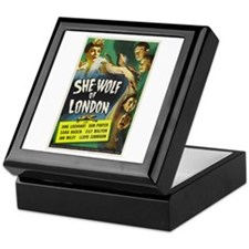 She-Wolf of London Keepsake Box