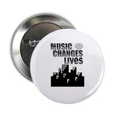 "Unique Changing lives 2.25"" Button"
