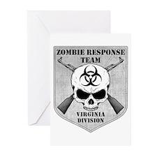 Zombie Response Team: Virginia Division Greeting C