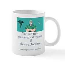 Cute Baby doctors Mug