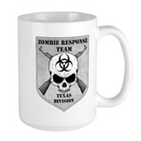 Zombie Response Team: Texas Division Ceramic Mugs