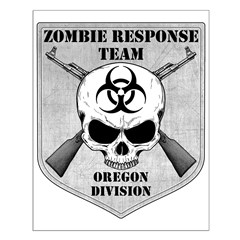 Zombie Response Team: Oregon Division Small Poster