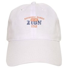 Zion National Park Utah Baseball Cap