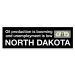 North Dakota Drilling Oil Sticker (Bumper 10 pk)