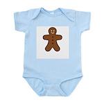 Gingerbread Man Infant Creeper