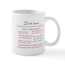 Ziva-Isms Mug Mugs