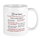 Ziva-isms Coffee Mug