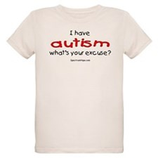 Cute I have autism T-Shirt