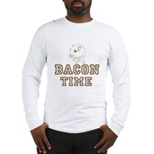 Makhan's Long Sleeve T-Shirt