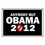 Anybody but Obama Banner