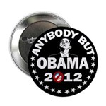 "Anybody but Obama 2.25"" Button (10 pack)"