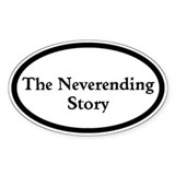 The Neverending Story Decal