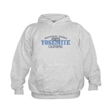 Yosemite National Park Califo Hoodie